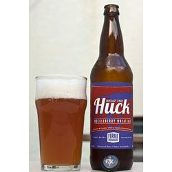 What The Huck:Huckleberry Wheat Ale Fernie Brewing Co