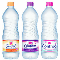 Contrex Water