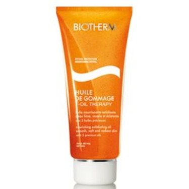 Biotherm Oil Therapy Nourishing Exfoliating Oil