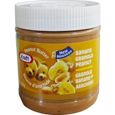Kraft Banana Granola Peanut Butter