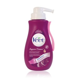 Veet Suprem'Essence Hair Removal Cream with Hydro'Restor in Velvet Rose