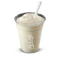 McDonald's Vanilla Chai Tea Frappe