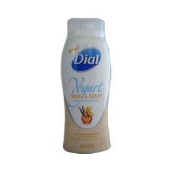 Dial Yogurt Vanilla Honey Body Wash