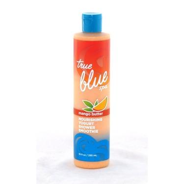 Bath & Body Works True Blue Spa Yogurt Mango Butter Shower Smoothie