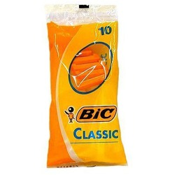 Bic women's single blade disposable razor