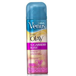 Gillette Venus & Olay in Sugarberry Bliss Shave Gel
