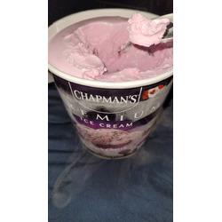 Chapman's Black Cherry Ice Cream