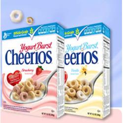Yogurt Burst Cheerios