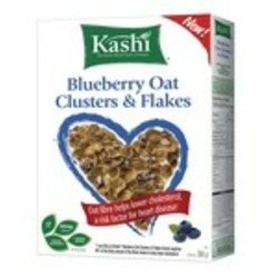 Kashi Blueberry Oat Clusters & Flakes