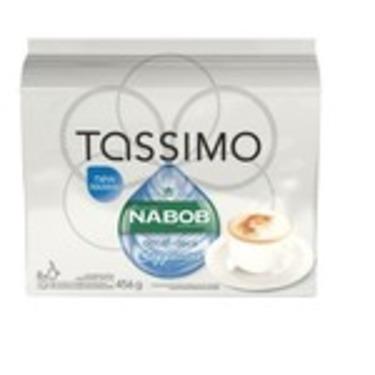 Nabob Decaf Cappuccino Tassimo T Disc's