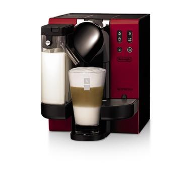 Delonghi Latissima Red Nespresso Machine