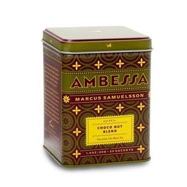 Ambessa Choco Nut Blend Tea