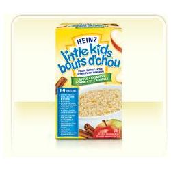 Heinz Little Kids Instant Oatmeal Cereal