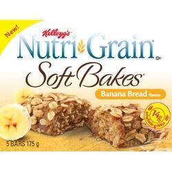 Nutri-Grain Soft Bakes - Banana Bread