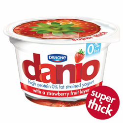 Danio Strawberry Yogurt