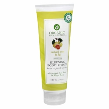 Organic Indulgence Silkening Body Lotion in Orchard Pear and Fig