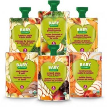 Baby Gourmet Simple Smart Purees