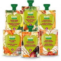 Baby Gourmet Simple Smart Purees