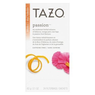 tazo passion tea