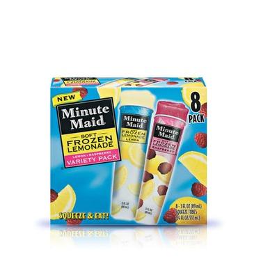 Minute Maid Frozen Lemonade Treats