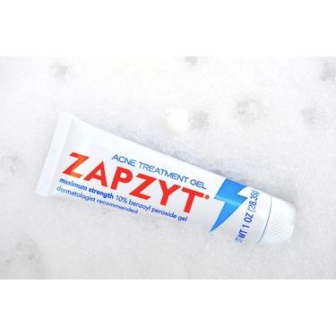 Zapzyt Maximum Strength 10 Benzoyl Peroxide Acne Treatment Gel Reviews In Blemish Acne Treatments Chickadvisor