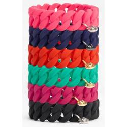 Marc Jacobs Rubber Turnlock Bracelet
