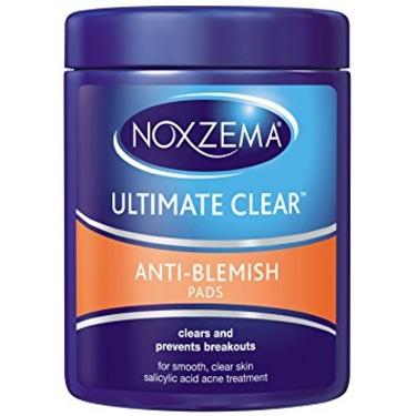 Noxzema Triple Clean Anti-Blemish Pads