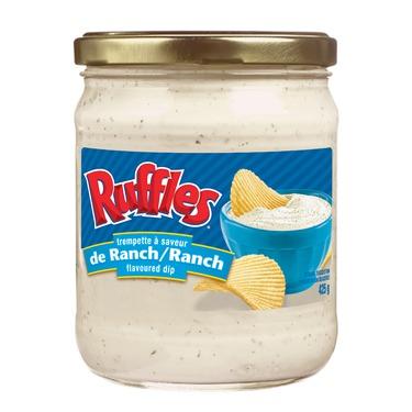 Ruffles Ranch Dip