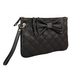 Betsey Johnson Handbags Double The Love Wristlet