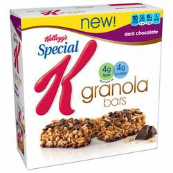 Kellogg's Special K Granola Bars