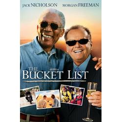 The Bucket List DVD