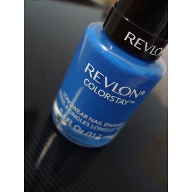 Revlon ColorStay Longwear Nail Enamel #I80 Indigo Night