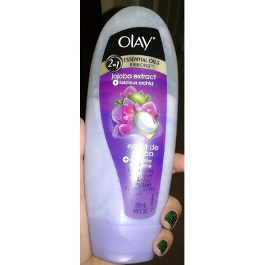 Olay 2-in-1 Advanced Ribbons Soothing Creme + Advanced Moisture Body Wash