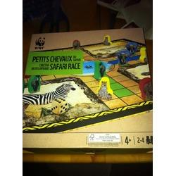 WWF Cheetah Safari Race