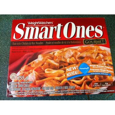 Weight Watchers Smart Ones Thai-Style Chicken & Rice Noodles