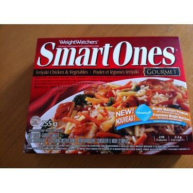 Weight Watchers Smart Ones Teriyaki Chicken & Vegetables