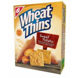 Christie Wheat Thins Sweet Potato