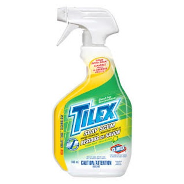 Tilex Soap Scum Remover with New Smart Tube