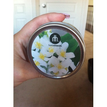 Hometrends White Jasmine Candels at Walmart