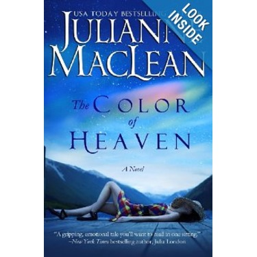 """""""The Color of Heaven"""" by Julianne MacLean"""