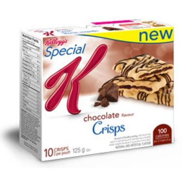 Kellogg's Special K Chocolate Crisps