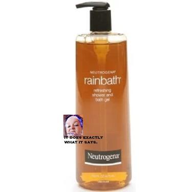 Neutrogena Rainbath Body Wash