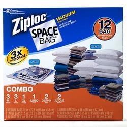 Ziploc Space Bags