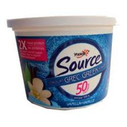 Source Greek Yogurt