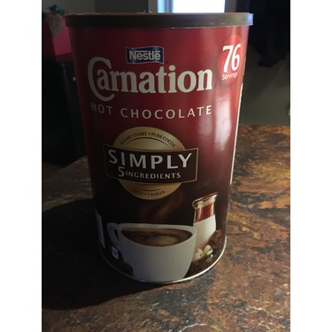 Nestle Carnation Simply Hot Chocolate