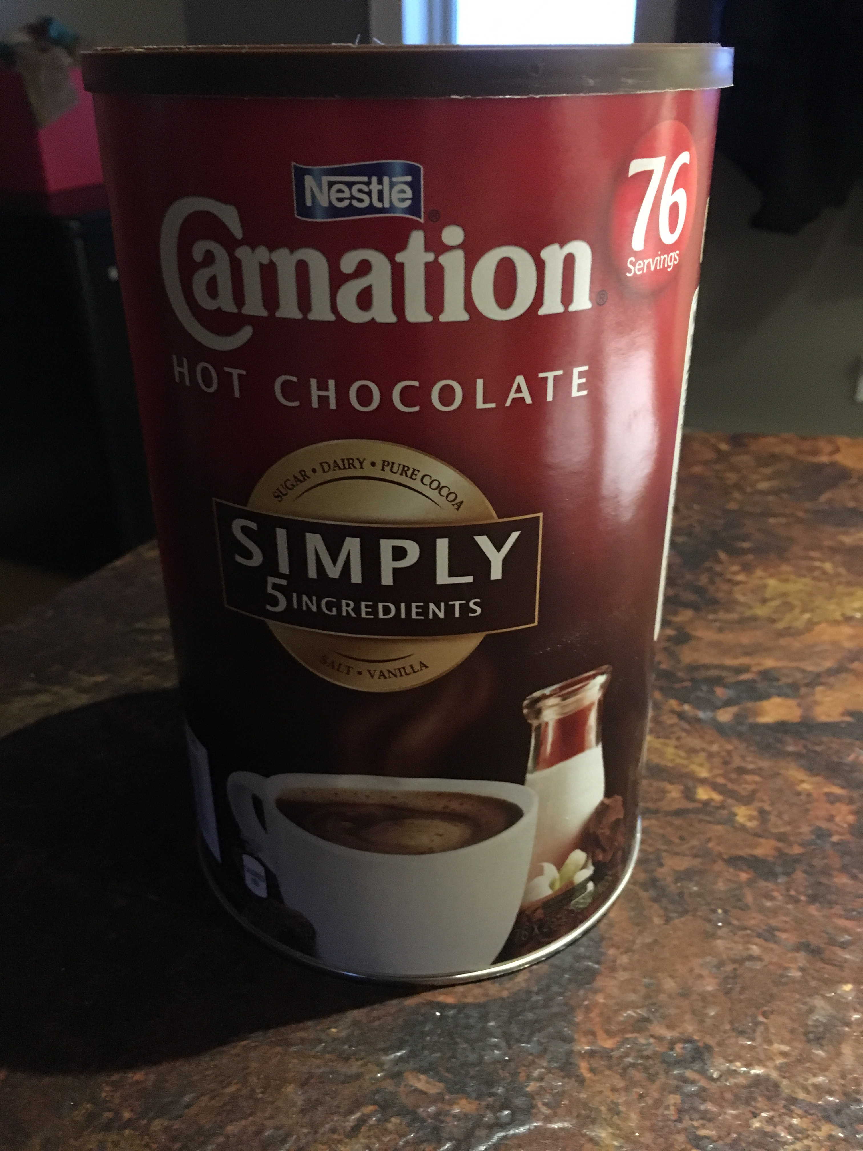 Nestle Carnation Simply Hot Chocolate reviews in Chocolate ...