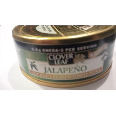 Clover Leaf Gourmet Flaked White Tuna - Jalapeno