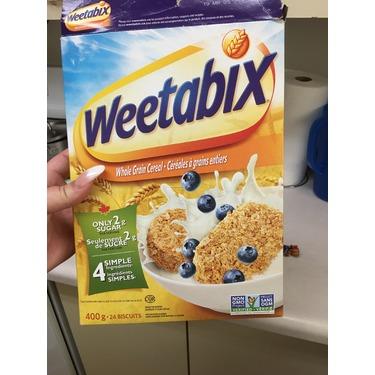 Weetabix Breakfast Cereals