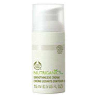 The Body Shop Nutriganics Soothing Eye Cream