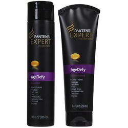 Pantene Expert Collection AgeDefy Shampoo and Conditioner